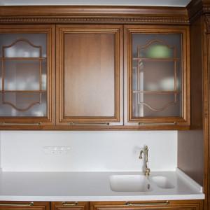 Klasikinis virtuvės baldų komplektas